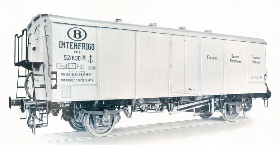 Interfrigo koelwagen 521830 1949 (HSP Forges Usines et fonderies Haine-Saint-Pierre086).JPG